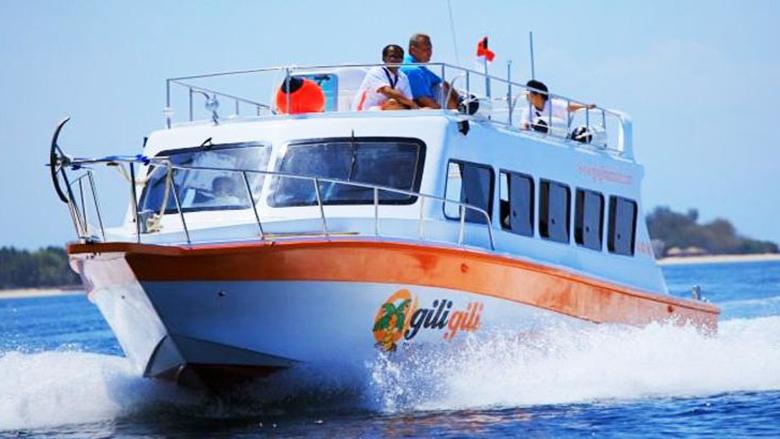 Gilis Lombok Fast Boat